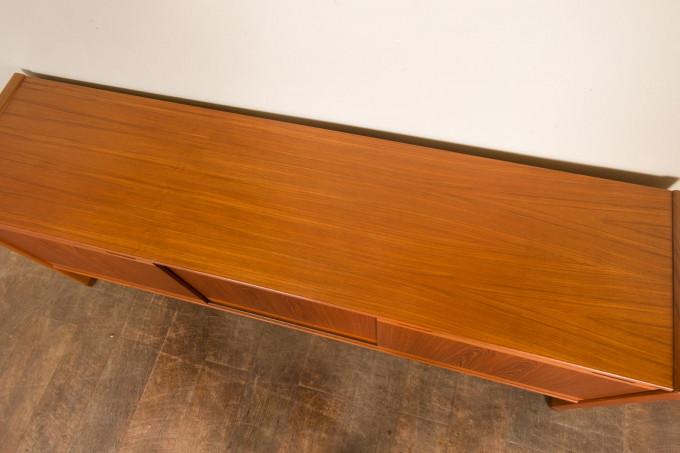 Danish Mid Century Teak Sideboard by Skovby