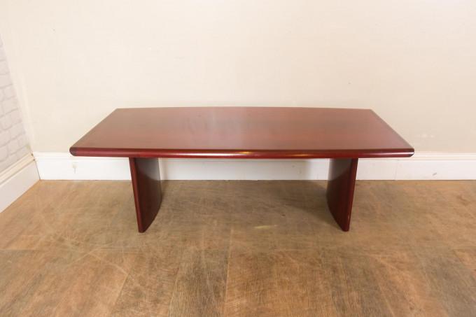 Danish Style Rosewood Coffee Table