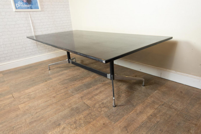 Large Boardbroom Dining Table by Vitra Eames