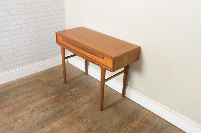Teak Console Table by Younger