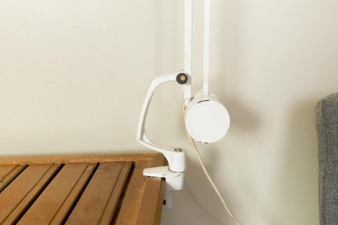 Vintage Counterbalance Hadrill & Horstmann Simplus Desk Lamp