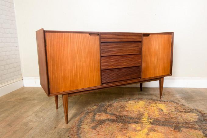 Vintage Sideboard by Richard Hornby for Fyne Ladye Afromosia